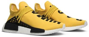 best service 6a763 9b9c2 Pharrell x NMD Human Race 'Yellow'