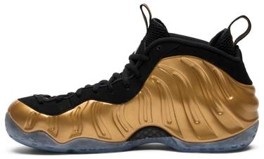 differently 52416 fd0f9 Air Foamposite One  Metallic Gold . Nike