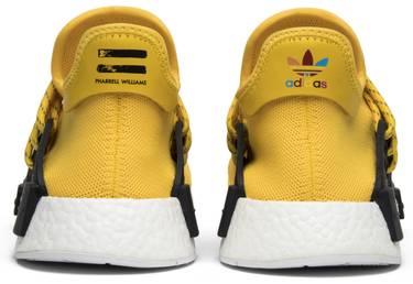 29bd694573d2f Pharrell x NMD Human Race  Yellow  - adidas - BB0619