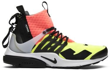 sports shoes 89377 a6e76 Acronym x Air Presto Mid Multicolor