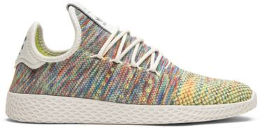 ed959f337d77e Pharrell x Tennis Hu Primeknit  Multi-Color 2.0  - adidas - CQ2631 ...