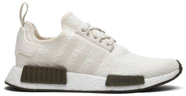 cc2acbba58729 Champs Sports x NMD R1  Chalk and Olive  - adidas - CQ0758
