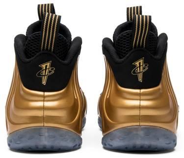 ba45461bd2a Air Foamposite One  Metallic Gold  - Nike - 314996 700