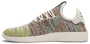 0da97abf2580f Pharrell x Tennis Hu Primeknit  Multi-Color 2.0  - adidas - CQ2631 ...