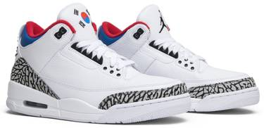 buy online 902cd ba3dc Air Jordan 3 Retro  Seoul