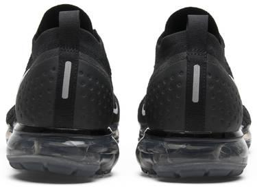 fbbdfdcce93b2 Air VaporMax Flyknit 2  Black  - Nike - 942842 001