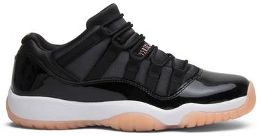 7801bdf22e7ae6 Air Jordan 11 Retro Low GG  Bleached Coral  - Air Jordan - 580521 ...