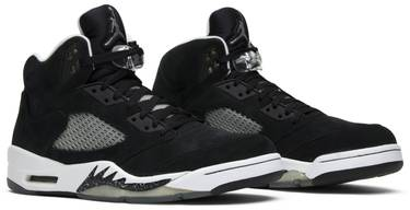 wholesale dealer ac9bc c15a6 Air Jordan 5 Retro 'Oreo'