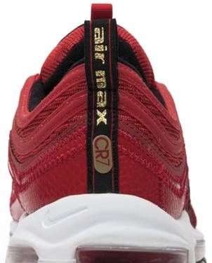 watch abcbe 8ab14 CR7 x Air Max 97 'Portugal Patchwork'