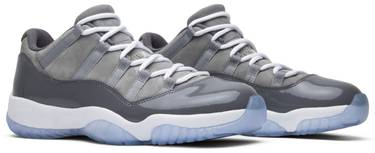 best cheap e5726 ddd58 Air Jordan 11 Retro Low 'Cool Grey'