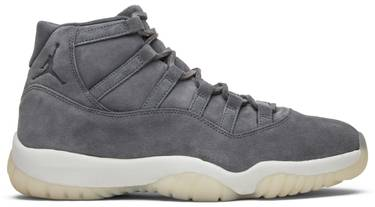 ce5336cff5100c Air Jordan 11 Retro Premium  Grey Suede  - Air Jordan - 914433 003 ...