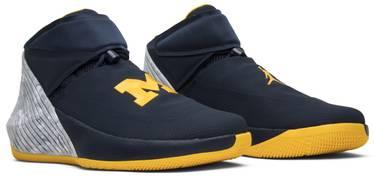 93a2237f8ff8 Jordan Why Not Zer0.1  Michigan  - Air Jordan - AA2510 405