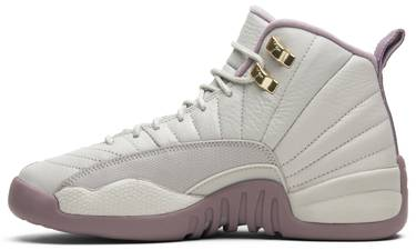 f27307eb7d0f Air Jordan 12 Retro GG  Plum Fog  - Air Jordan - 845028 025