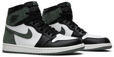 57896f1b0d4 Air Jordan 1 Retro High OG 'Clay Green' - Air Jordan - 555088 135 | GOAT