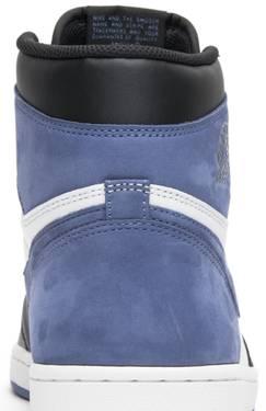 Air Jordan 1 Retro High OG  Blue Moon  - Air Jordan - 555088 115  037fceaa5