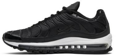 purchase cheap 68264 82f50 NikeLab Air Max 97 Plus  Black White