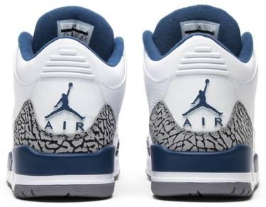 ea666a739d7 Air Jordan 3 Retro 'True Blue' 2011 - Air Jordan - 136064 104   GOAT