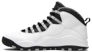 the best attitude d55d9 938ce Air Jordan 10 Retro 'Steel' 2013