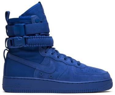 0cb4a28b6c31 SF Air Force 1  Game Royal  - Nike - 864024 401