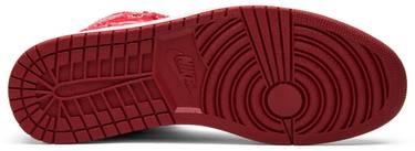 10e2bc7d75bfca Supreme x Louis Vuitton x Red Ribbon Recon x Air Jordan 1 Retro High ...