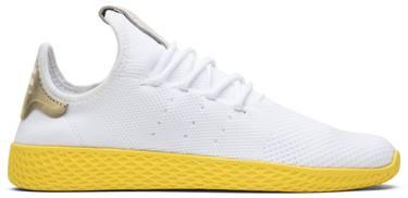a08f8586af49a Pharrell x Tennis Hu  Yellow  - adidas - BY2674