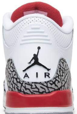 8851f797a0c Air Jordan 3 Retro GS 'Hall of Fame' - Air Jordan - 398614 116 | GOAT