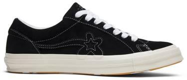 58fa918c8e58 Golf Le Fleur x One Star Ox  Mono Black  - Converse - 162129C