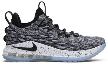 sale retailer aa1c5 87897 LeBron 15 Low 'Ashes'