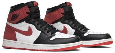 uk availability 1fb53 d59b7 Air Jordan 1 Retro High OG  Track Red