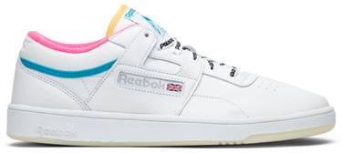 ff684407b464d1 Palace x Club Workout  White  - Reebok - CN2007