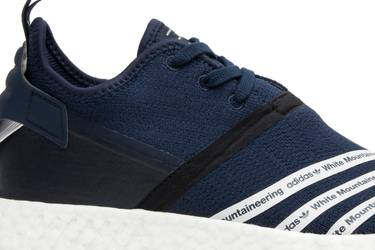 new arrival e91ee 71cc8 White Mountaineering x NMD R2 PK 'Collegiate Navy'