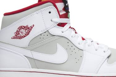 outlet store d1500 67aee Air Jordan 1 Mid  Hare  2015