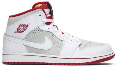 outlet store f3451 04cb7 Air Jordan 1 Mid  Hare  2015
