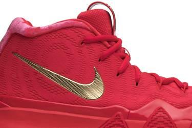 3e1991c82b6b Kyrie 4  Red Carpet  - Nike - 943806 602