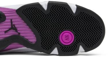 on sale b252e b1d30 Air Jordan 14 GS 'Fuchsia Blast'
