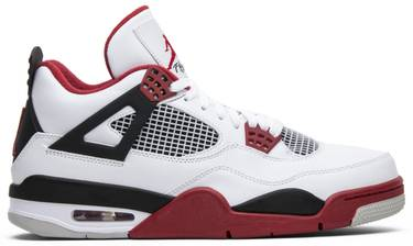 1ec7030867f Air Jordan 4 Retro  Fire Red  2012 - Air Jordan - 308497 110