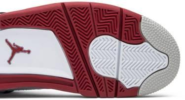 new product e9e74 6da8d Air Jordan 4 Retro  Fire Red  2012
