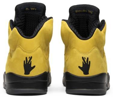 online store 815b2 e28c3 Air Jordan 5 Retro 'Fab Five' PE - Air Jordan - H013 MNJDLS ...