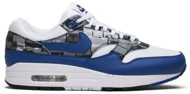 los angeles 67950 f0f34 Atmos x Air Max 1 'We Love Nike' - Nike - AQ0927 100   GOAT