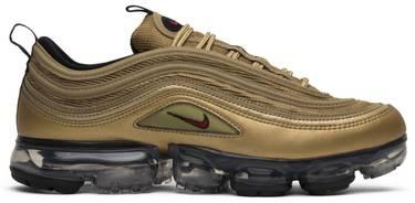 Air Vapormax 97 'Metallic Gold'