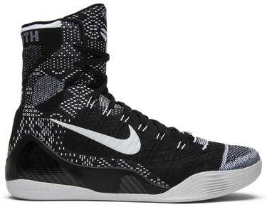uk availability bae1b fbabc Kobe 9 Elite  Black