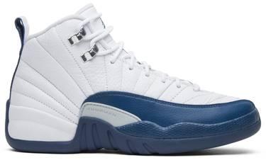 best website 25d99 9a311 Air Jordan 12 Retro BG  French Blue  2016