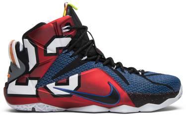 sports shoes 98f0e 020d6 LeBron 12 SE  What The
