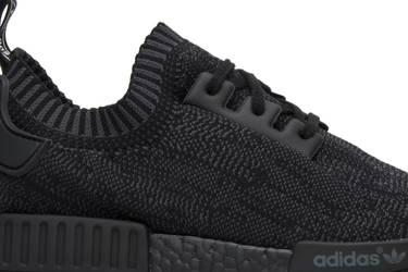 bd83755e5 NMD R1  Pitch Black  - adidas - S80489