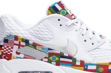 4b814cafdfc Air Max 90  International Flag  - Nike - AO5119 100