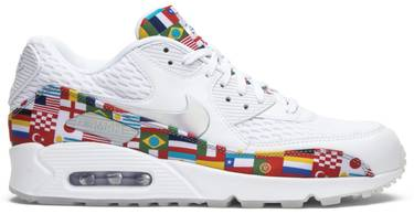 7e16dc5511 Air Max 90 'International Flag' - Nike - AO5119 100 | GOAT