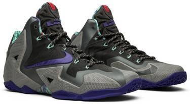 36873d701007 LeBron 11  Terracotta Warrior  - Nike - 616175 005