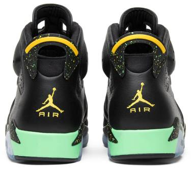 best loved 47f5b 27187 Air Jordan 6 Retro  Brazil Pack