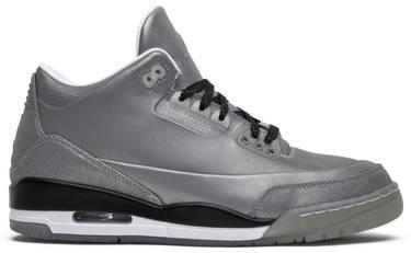 buy popular 0d459 91e2b Air Jordan 3 5Lab3  Reflective Silver