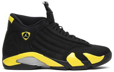 purchase cheap fda50 ff55c Air Jordan 14 Retro 'Thunder'